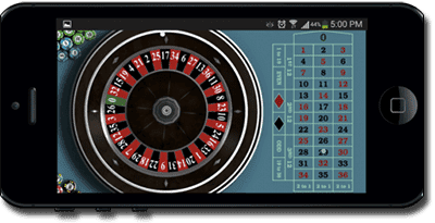 Play Roulette at Home on your Mobile