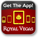 Download the official Royal Vegas mobile casino app