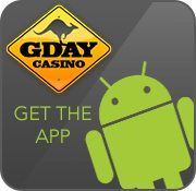 G'Day Casino - Android mobile gambling site