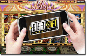 BetSoft 3D online pokies and table games