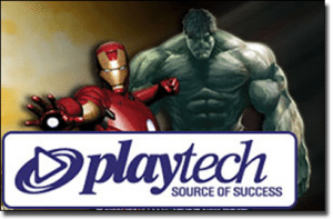 Playtech online gaming software