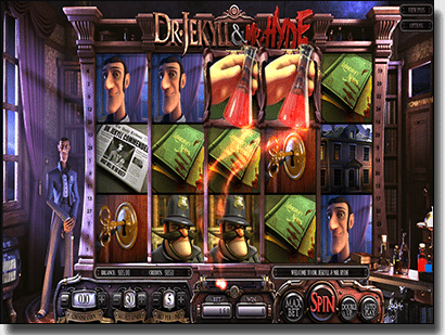Dr. Jekyll and Mr. Hyde online pokies