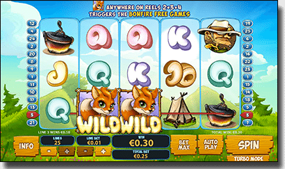 Play Foxy Fortune online slots