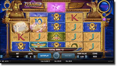 Pyramid Quest for Immortality online pokies