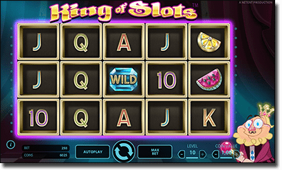 King of Slots by Net Ent