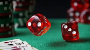 Play Craps at online casinos