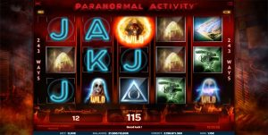 Paranormal Activity online pokies by iSoftBet