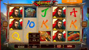 Huangdi The Yellow Emperor gameplay