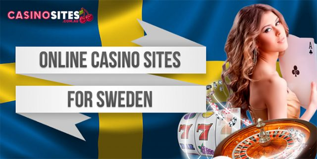 Verified sites for Swedish real money players