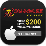 Mongoose Casino app for iOS