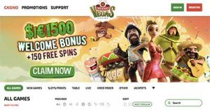 Mucho Vegas is one of our top rated real money casinos
